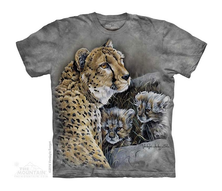 Cat's Home Leopards - 15-4952 - Youth Tshirt