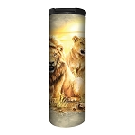 Lion Pair - 59-6317 - Stainless Steel Barista Travel Mug