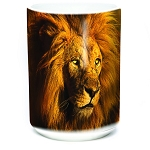 Proud Lion - 57-6272-0900 - Coffee Mug
