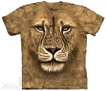 Lion Warrior - 10-3180 - Adult Tshirt