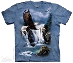 Majestic Flight - 10-1516 - Adult Tshirt