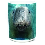 Manatee - 57-8416-0901 - Coffee Mug