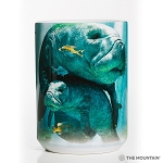Manatees Collage - 57-5903-0901 - Everyday Mug