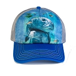 Manatees Collage - 76-5903 - Trucker Hat