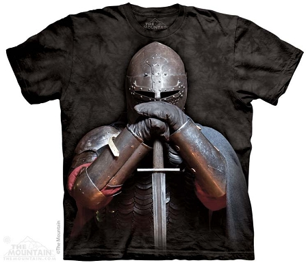 Medieval Knight - 10-3647 - Adult Tshirt