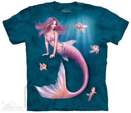 Mermaid - 15-3841 - Youth Tshirt
