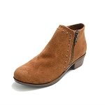 Minnetonka Moccasins 1512 - Women's Brie Boot - Brown Suede