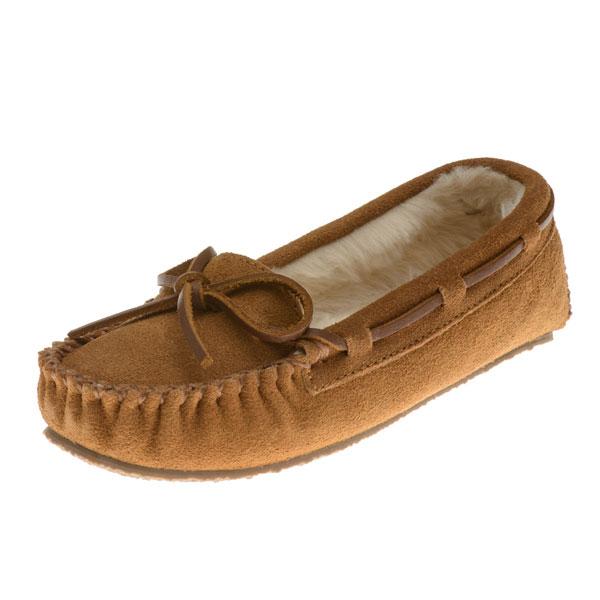 Minnetonka Moccasins 4811 Childrens Cassie Slipper