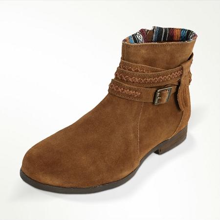 minnetonka moccasins 563 s dixon boot dusty