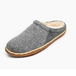 Minnetonka Moccasins 40135 - Women's Tahoe - Pile Lined Slipper - Grey