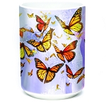 Monarch Butterflies - 57-4863-0901 - Coffee Mug