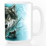 Moon Wolves - 57-3309-0901 - Everyday Mug