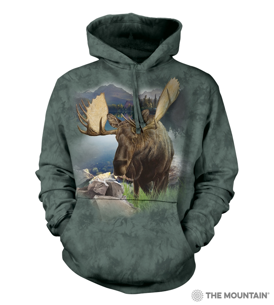 Monarch of the Forest - 72-6168 - Adult Hoodie