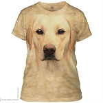 Yellow Lab - 28-8146 - Ladies Fitted Tee