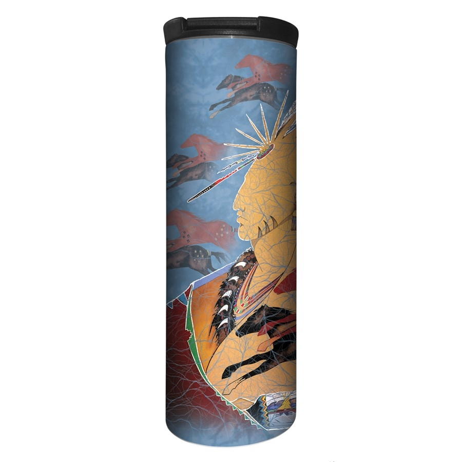 Future Horse Vision - 59-6171 - Stainless Steel Barista Travel Mug
