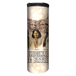 The Original Founding Fathers - 59-3615 - Stainless Steel Barista Travel Mug