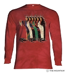 New Meeting Of The Clan Seekers - 45-6173 - Adult Long Sleeve T-shirt