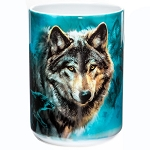 Night Wolves - 57-3303-0901 - Everyday Mug