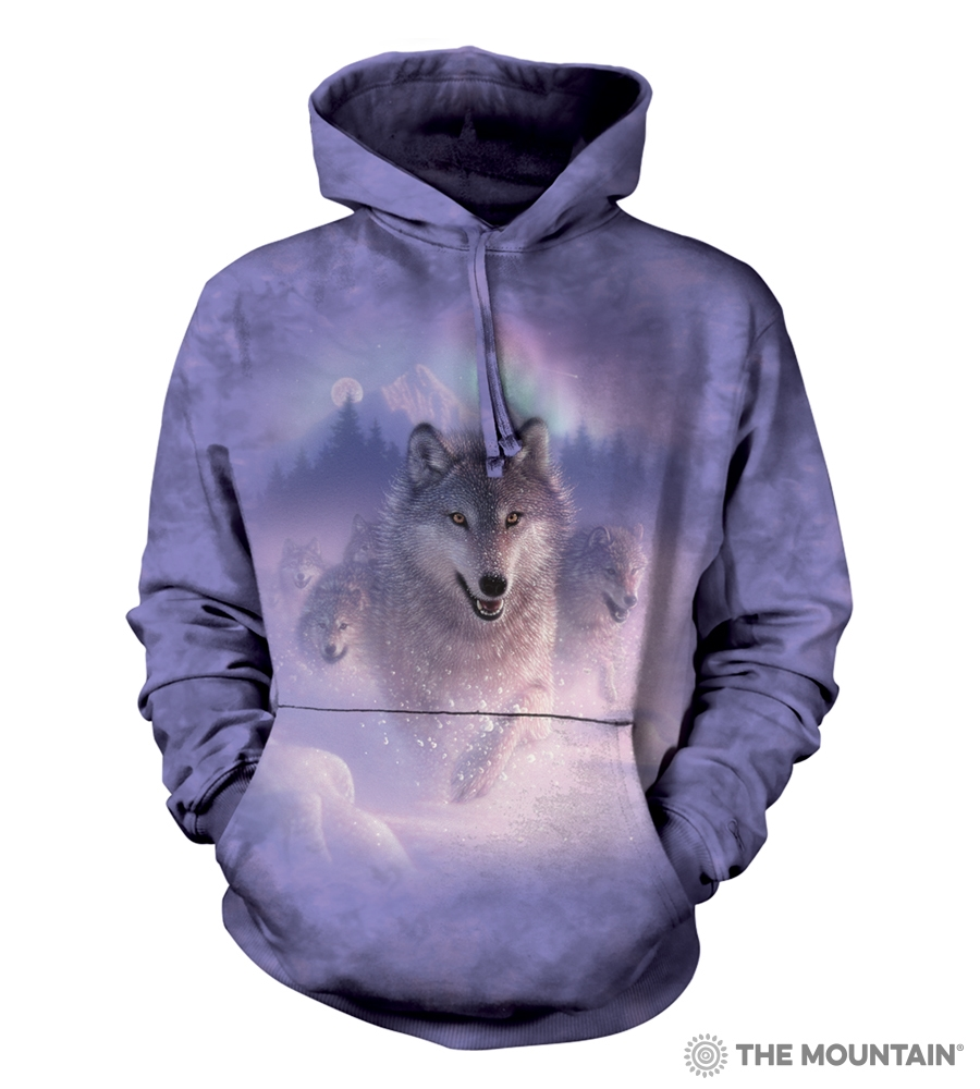Northern Lights - 72-4881 - Adult Hoodie
