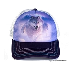 Northern Lights Wolves - 76-4881 - Trucker Hat