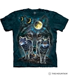 Northstar Wolves - 10-6284 - Adult Tshirt