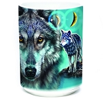 Northstar Wolves - 57-6284-0900 - Coffee Mug