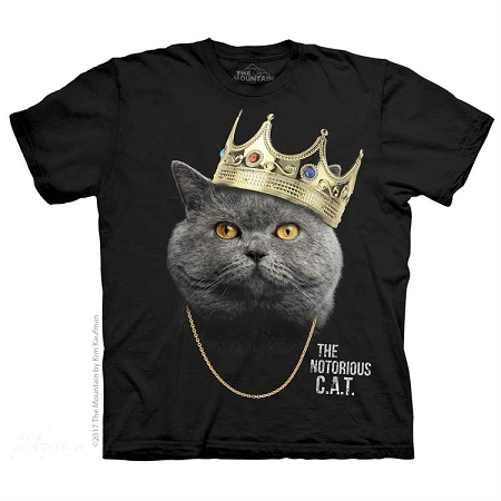 Notorious C.A.T. - 10-5950 - Adult Tshirt