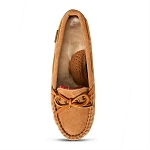 Old Friend Footwear - 340156 - Women's Kelly Moccasin Slipper - Tan