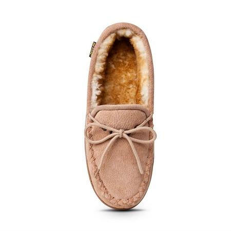 Men's Sheepskin Loafer Moccasin Slipper