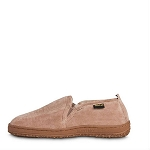 Old Friend - 421188 - Men's Sheepskin Romeo Slipper - 100% Sheepskin Lining - Chestnut