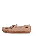 Old Friend Footwear 481193 - Men's Sheepskin Softsole Moccasin - Chestnut