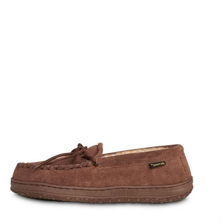 Old Friend Footwear - 548151 - Women's Kentucky Loafer Moccasin - Chocolate Brown
