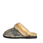 Old Friend Footwear - 548145 - Women's Fleece Buffy Slipper - Camo