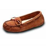 Old Friend - Women's Jemma Moccasin - 441320 - 100% Sheepskin Insole - Tan