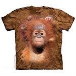 Orangutan Hang - 10-5932 - Adult Tshirt