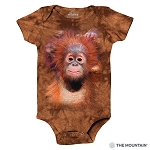 Orangutan Hang - 89-5932 - Infant Onesie