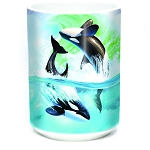 Orca Wave - 57-5909-0900 - Everyday Coffee Mug
