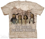 Original Founding Fathers - 10-3615 - Adult Tshirt - Native American