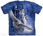 Midnight Messenger - Adult Tshirt