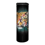 Painted Cheetah - 59-6321 - Stainless Steel Barista Travel Mug