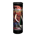 Painted Elephant - 59-6322 - Stainless Steel Barista Travel Mug