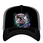 Painted Jaguar - 76-6324 - Trucker Hat