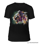 Painted Lion - 54-6323 - Triblend T-shirt