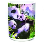Panda Cuddles - 57-5886-0901 - Everyday Mug