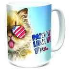 Party Like it's 1776 - 57-6267-0901 - Coffee Mug