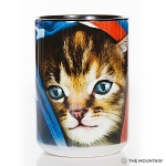 Patriotic Kitten - 57-3941-0900 - Everyday Mug