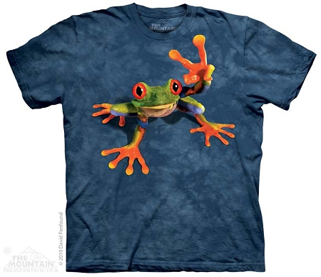 Victory Frog - 15-3118 - Youth Tshirt