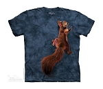 Peace Squirrel - 15-4007 - Youth Tshirt
