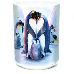 Penguin Heart - 57-3981-0900 - Everyday Coffee Mug
