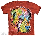 Dogs Speak, But Only To Those Who Know How To Listen - 10-4131 - Adult Tshirt